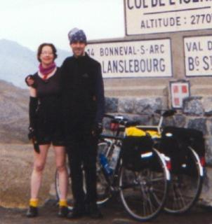 Summit of the Col d'Iseran