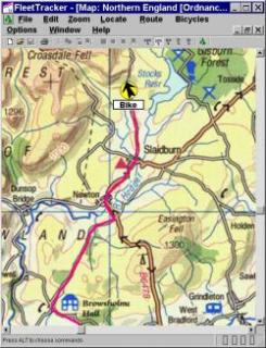 Route around Slaidburn