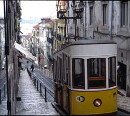Lisbon's trams are something special