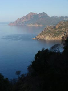 The West Coast of Corsica