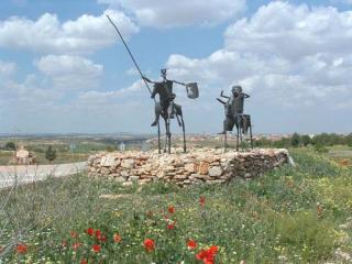 In the country of Don Quijote