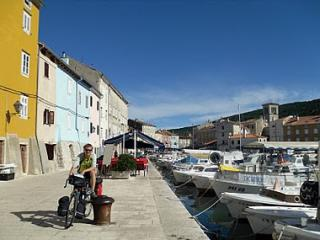 Ross in Cres, Croatia